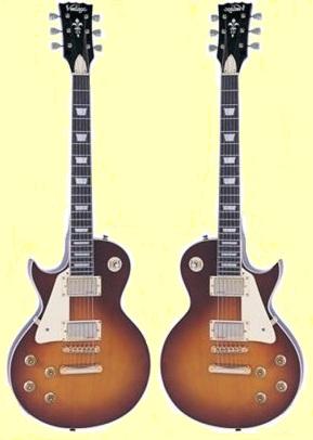 guitare gaucher droitier